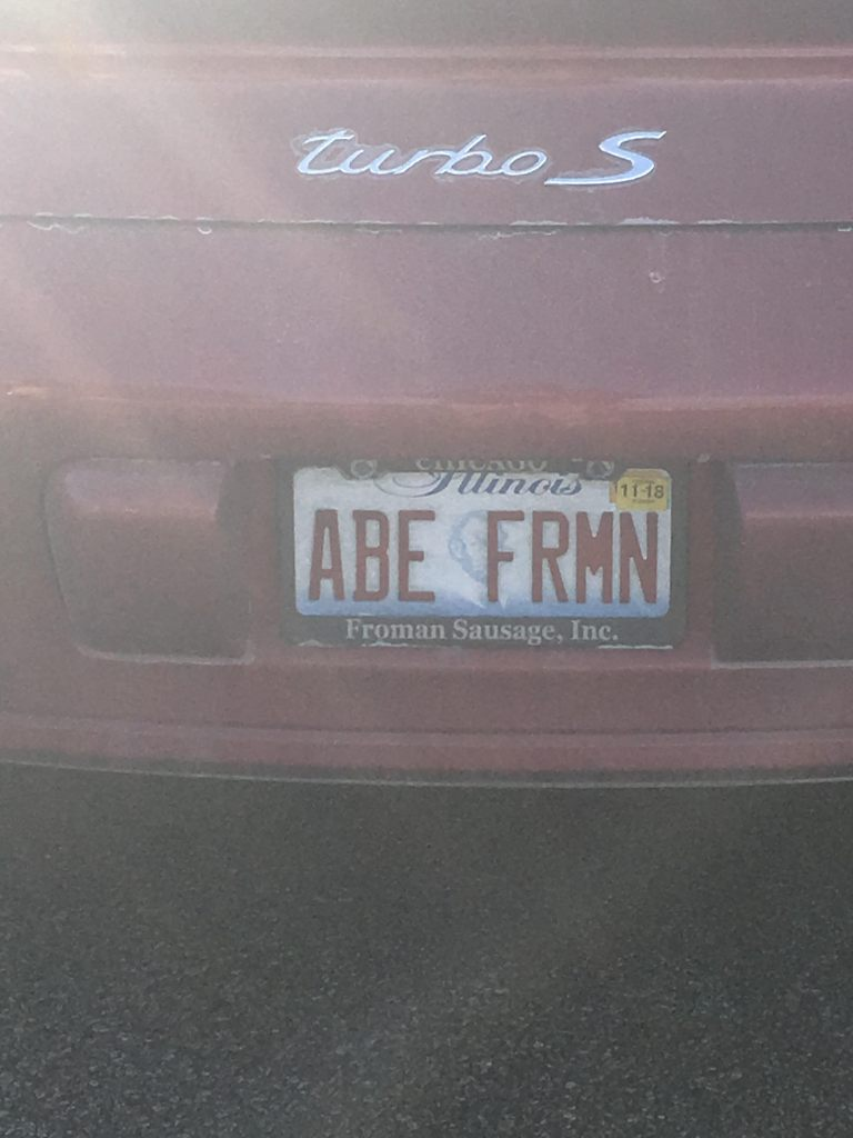Abe Frohman