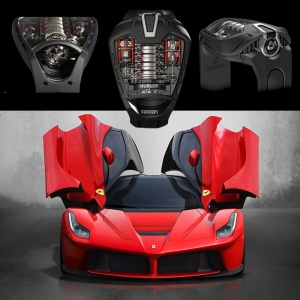 Hublot La Ferrari front car 3 watch images IIHIH