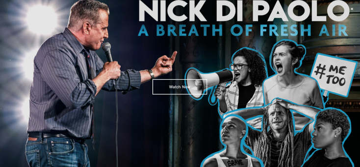 Nick Di Paolo Website